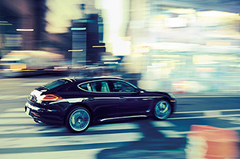 Panamera in New York